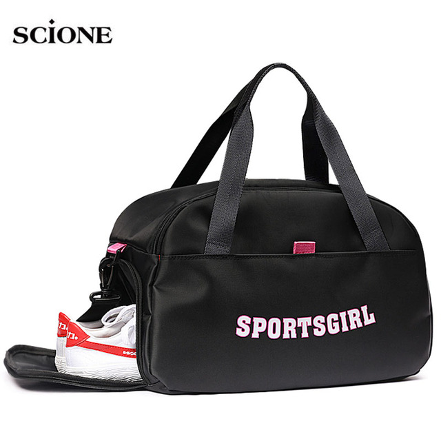 Yoga Gym Bags For Fitness Sac De Sport Dry Wet Sports Bag Swimming