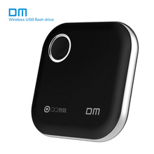 Livraison gratuite DM Wifi USB Flash DrivesWFD025 32 GB 64 GB 128 GB WIFI pour iPhone/Android/PC Smart Pen Drive Mémoire Usb bâton