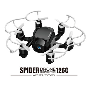 Image 5 - Drone Vier Achsen Fahrzeug Sechs Achse Integral Aircraft Links und Rechts Handgas Dual Modus mit Kamera