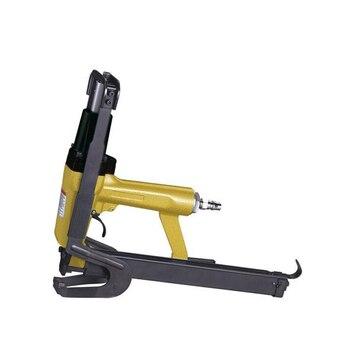 цена на Pneumatic nailing gun brown chip gun for naling sofa cushion cloth blanket pneumatic nail gun air stapler  P88U
