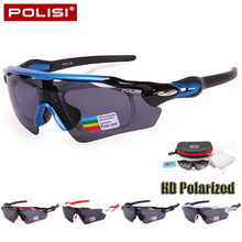 Professional New Polarized Cycling Eyewear Sunglasses Bike Bicycle Goggles Outdoor Sports Cycling Glasses UV400 Oculos Ciclismo