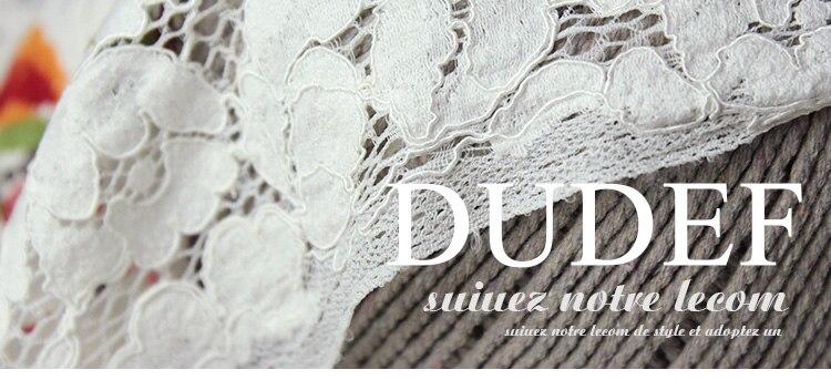 Haut de gamme marque lourde voiture fil dentelle tissus teints brodés bricolage robe de mariée tissu tissu - 3