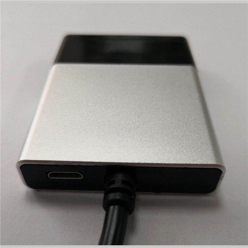 Module d'adaptateur Aux Bluetooth pour voiture AMI MDI Bluetooth Kit Audio récepteur de musique pour Audi A6L A8 A5 Q5 Q7 S3 S7 pour VW pour Benz - 3