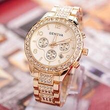 7223ea81b1 Popular Geneva Rhinestone Watches-Buy Cheap Geneva Rhinestone ...