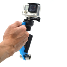 For Gopro Quick Release Bow Design Camera Video Stabilizer Balancer Monopod Tripod Mount For Xiaomi yi 4k #30