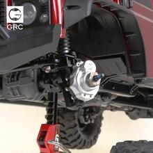 1/10 TRAXXAS trx-4 essieu gear box cover, direction tasse couverture
