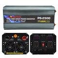 Piekvermogen 5000 W Gemodificeerde Sinus Auto Omvormer 12 V 220 V Dual Voltage Display Koelventilator Adapater oplader Voor Notebook