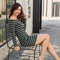 Womens-Fashion-Lotus-Off-The-Shoulder-Long-Sleeve-Mini-Dress-2