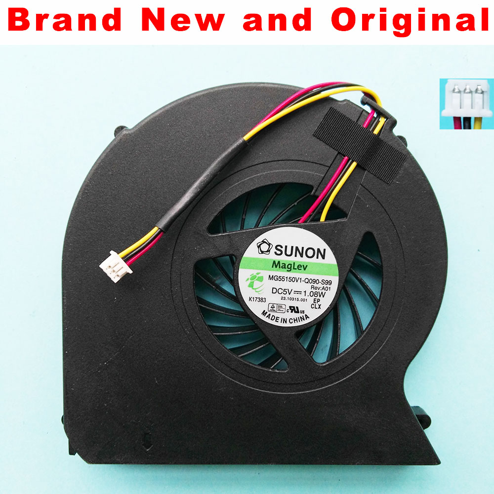 New Original Cpu Fan For Lenovo C560 G3220t Aio Pc Laptop Acer Aspire 7736z Wiring Diagram 7736 7736g 7736zg 4088 Cooling