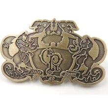 Customized Promotional Gift Badge Maker Electroplated Bronze Badges