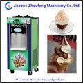 220В коммерческая машина для производства мягкого мороженого