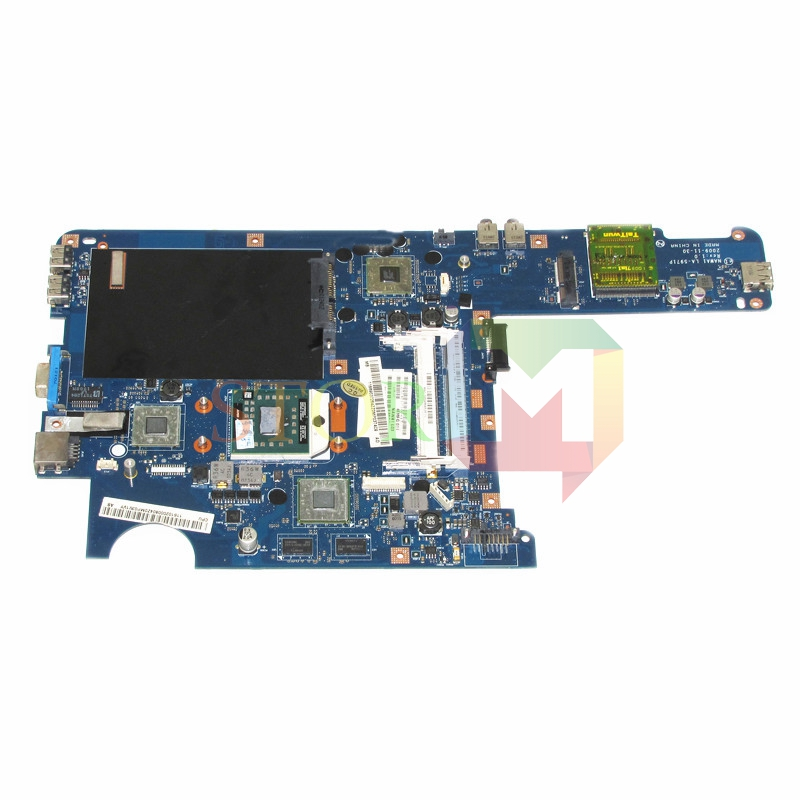 NOKOTION for lenovo G455 laptop motherboard LA-5971P HD 4250M DDR2 nokotion sps v000198120 for toshiba satellite a500 a505 motherboard intel gm45 ddr2 6050a2323101 mb a01