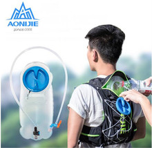 AONIJIE TPU Hydration Bladder Water Bag For Outdoor Sport Riding Running Camping Bicycling 1.5L 2.5L