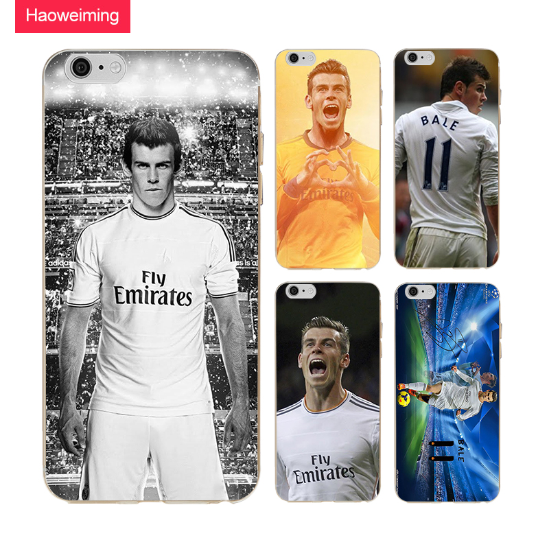 Gareth Frank Bale FC Star Signed Soft TPU Case For Xiaomi Redmi 4A 4X Note 4X 5 5A Mi6X 5X 5 For Sony Z3 Z4 Z5 XA1 XZ1 H118