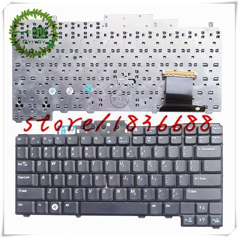 Gyiygy Toetsenbord Voor Dell Latitude D620 D630 D631 D820 M65 D830 Pp18l Laptop Toetsenbord