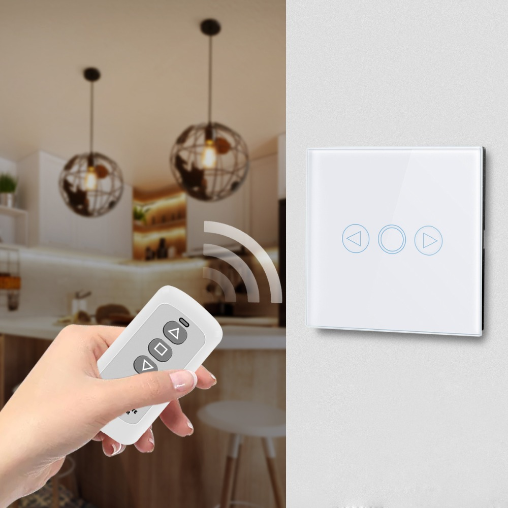 Touch Screen Sensor LED Dimmer 220V Dimmable LED light Switch Touch ON/OFF Wall lamp Switch EU UK Standard With Remoter Control elite kilter eu uk standard remote control touch dimmer switch smart switch led dimmer switch for dimmable spot lights