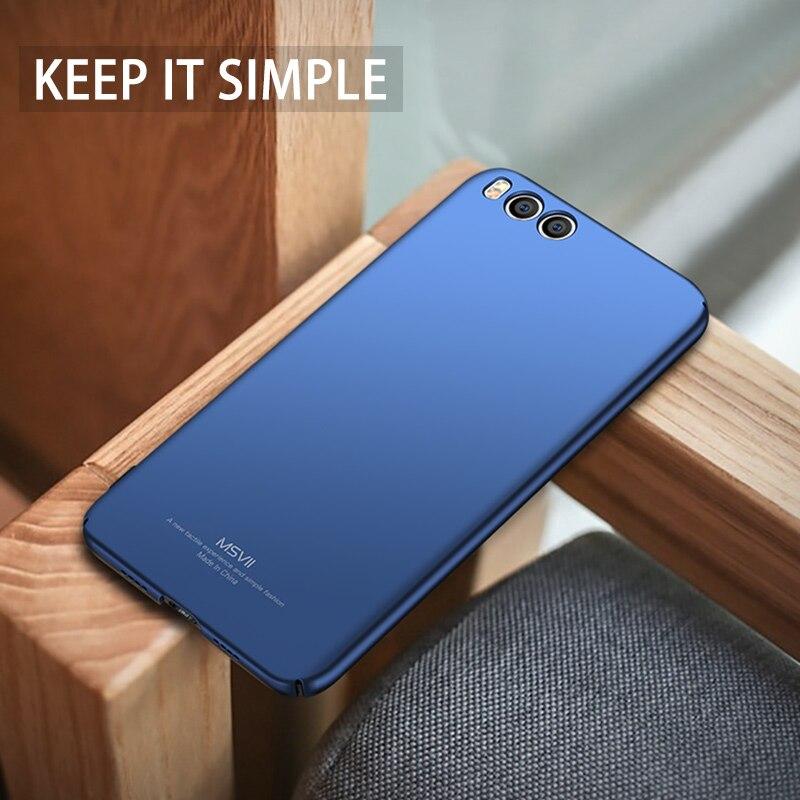 Legend Coupon Xiaomi-mi6-case-original-msvii-case-for-Xiaomi-mi-6-case-smooth-Hard-PC-Xiaomi-mi6