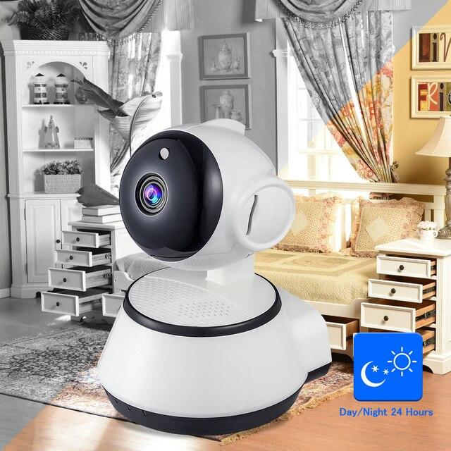 Home Security IP Camera WiFi Wireless Mini Network Camera Video Surveillance 720P Night Vision CCTV Camera Wifi Baby Monitor IR 3