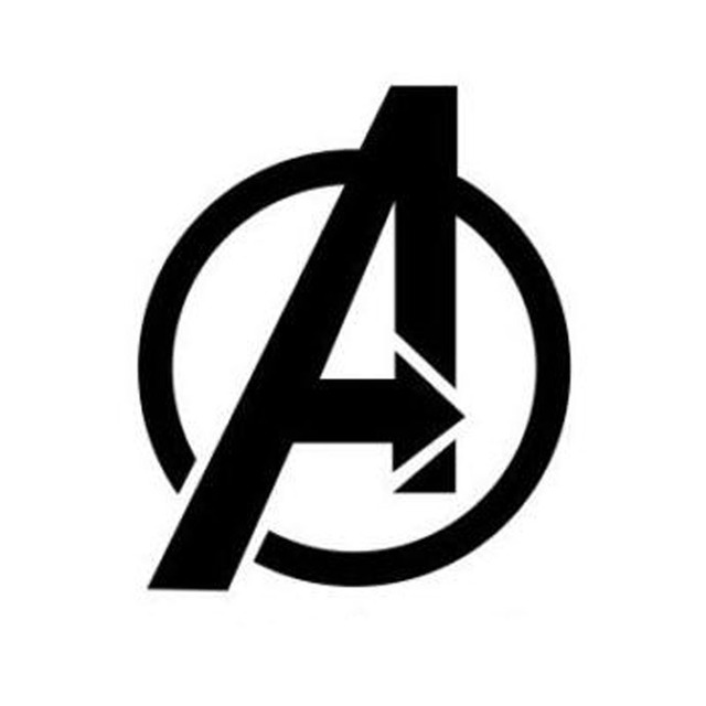 1316cm avengers car sticker decal marvel comics super hero motorcycle stickers car styling black