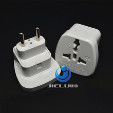 High Quality Travel EU AU US to GER Charger Plug Power Adapter
