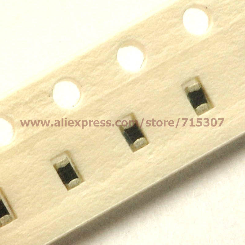 PHISCALE 100pcs 0603 SMD Thermistor 10K 5% tolerance B Value(3450K 3% 25/50)