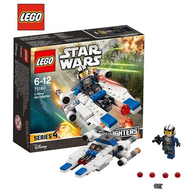 Lego Star Wars Series 75160 U wing Mini Fighter LEGO Star Wars ...