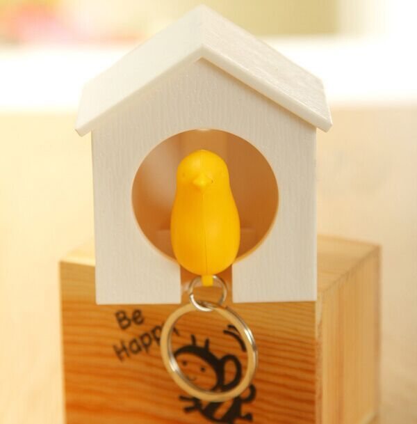 Cute Bird Nest House 1