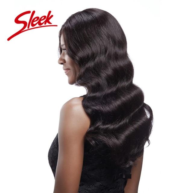 Sleek Hair Brazilian Deep Wave 3 Bundles Deals 8A Brazilian Virgin Hair Deep Wave Mink Brazilian Hair Weave Bundles Human Hair