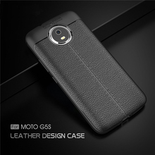 VOONGSON For Moto G5S Case Motorola Soft Silicone Luxury Phone Shell ShockProof Protective Lenovo Cover
