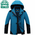 NIAN AFS JEEP Autumn New Style Men's Water proof Jacket,Casual Patchwork Hooded Cardigan Outwear,Wholesale Price Man's Outwear
