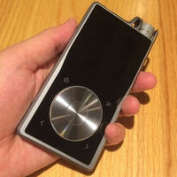 Questyle QP1R высокое Разрешение без потерь DAP MP3 плеера HIFI музыка DSD Портативный аудио 32 ГБ/серебро