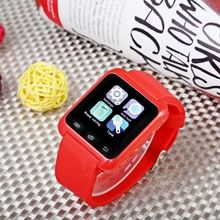 font b Smartwatch b font Bluetooth Smart Watch U80 for iPhone IOS Android Smart Phone