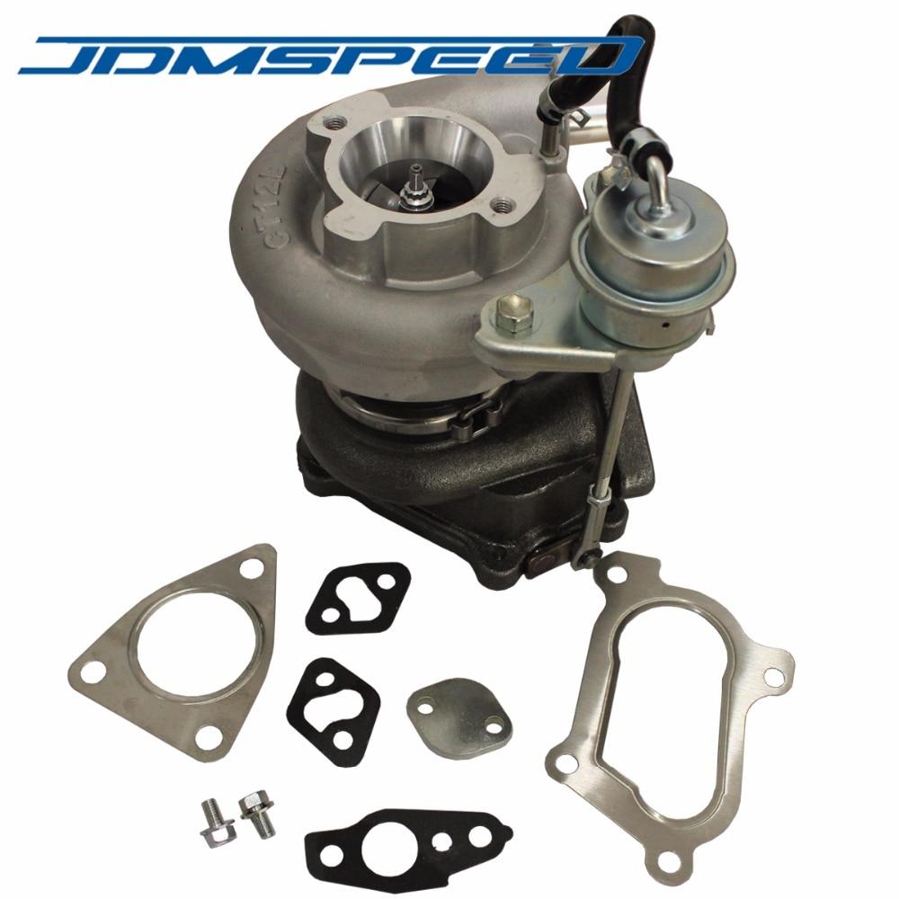 Frete Grátis-Turbo Turbocharger 17201-67010 17201-67040 Fit Para Toyota Land Cruiser 3.0L 4-Runner 1KZ-T 1KZ-TE CT12B