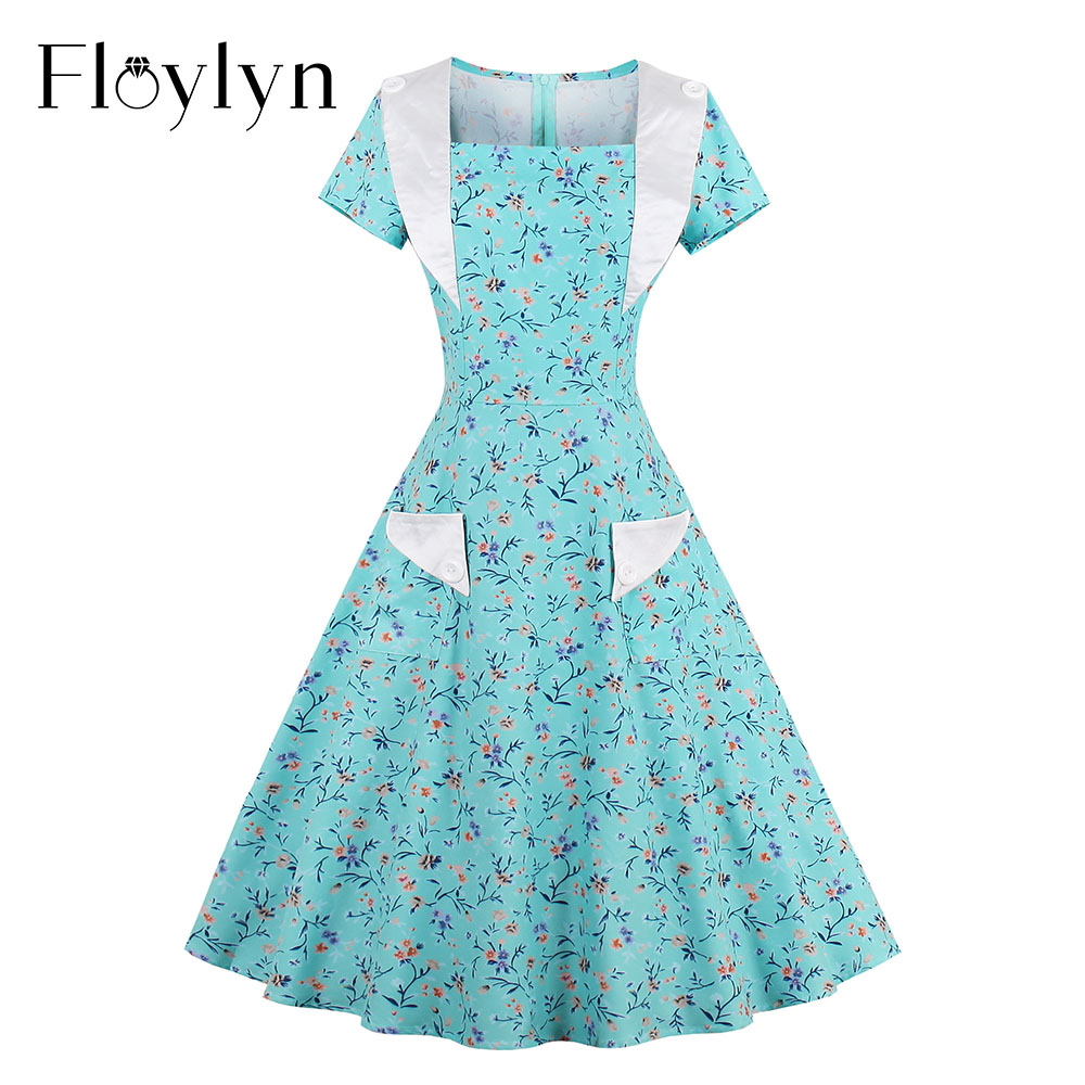 Popular Turquoise Summer Dress-Buy Cheap Turquoise Summer Dress ...