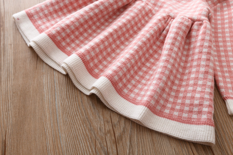 children-winter-Dress-for-Girls-baby-underwear-dress-kids-autumn-knitted-Clothes-thick-Dresses-teen-high (5)