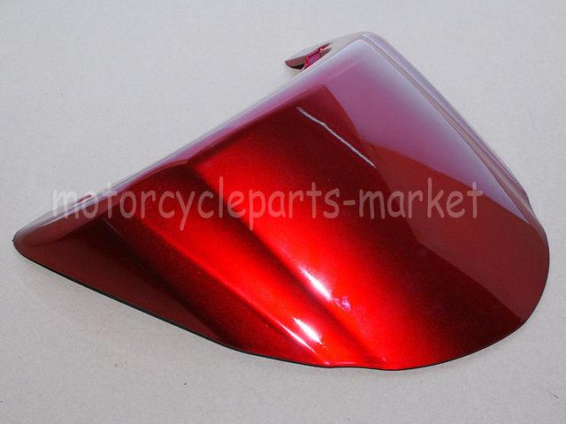 Rear Red Seat Cover case for Suzuki Boulevard M109R 2006-2014 VZR 1800 05-06 Intruder
