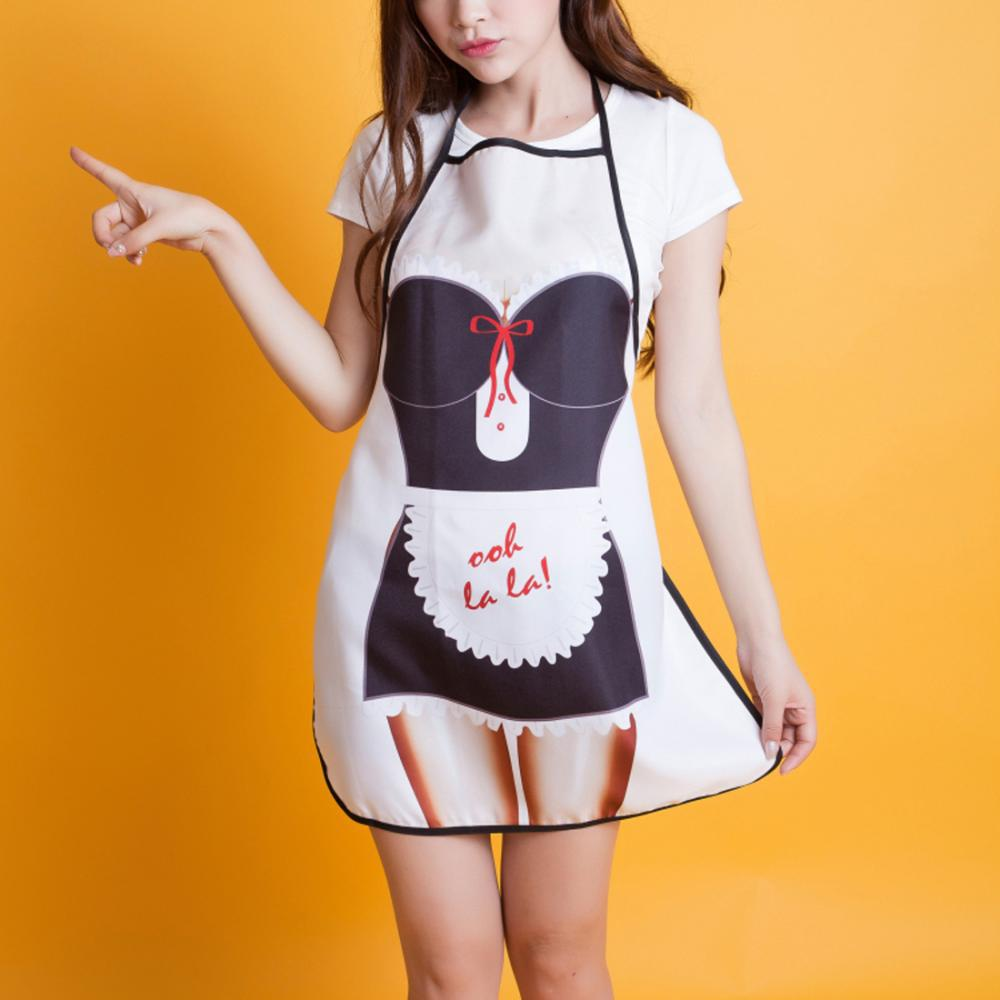 Sexy Novelty Apron Sexy Kitchen Aprons for Women Funny