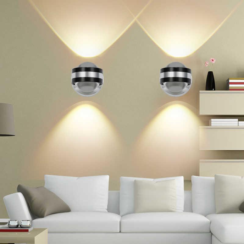 LED الحديثة الحد الأدنى اللوحة جدار مزينة صغيرة الجدار مصباح السرير غرفة نوم غرفة المعيشة حائط الخلفية اللوحة أضواء