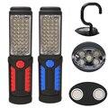 Многофункциональный USB Аккумуляторная 36 + 5 LED Фонарик, Открытый Работы Стенда Света Магнит + КРЮК + Мобильный Питания Для телефон Lanterna Лампы