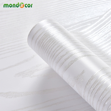 Papel de parede autoadesivo grão de madeira, papel de parede decorativo à prova dágua, móveis, armário, papel de contato