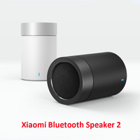 2016 Newest Original Xiaomi Portable Wireless Bluetooth Speaker 2 New High Quality Bluetooth 4 1 For