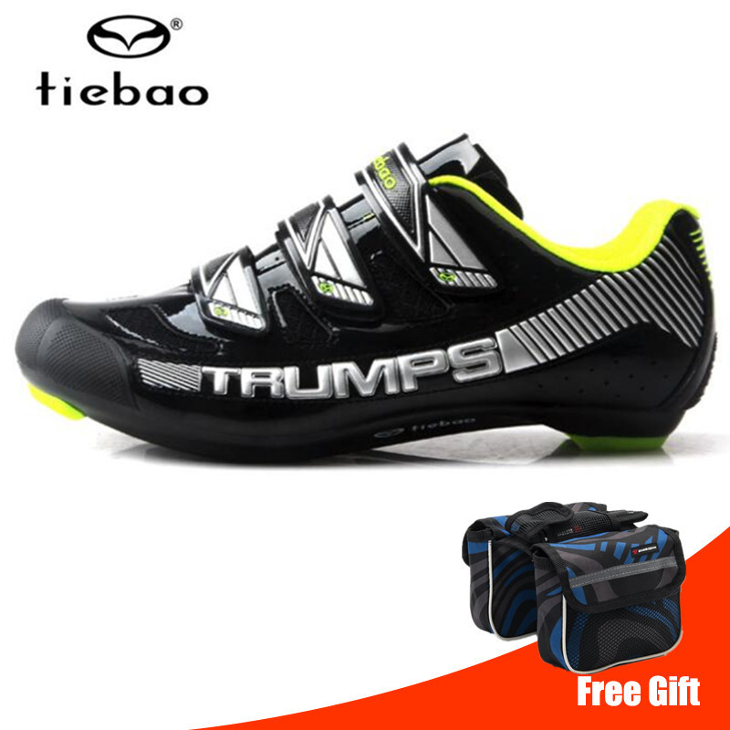 Tiebao Road Cycling Shoes Men sneakers Racing Bike Shoes Self-locking Bicycle Speakers Athletic Ultralight Professional ShoesTiebao Road Cycling Shoes Men sneakers Racing Bike Shoes Self-locking Bicycle Speakers Athletic Ultralight Professional Shoes