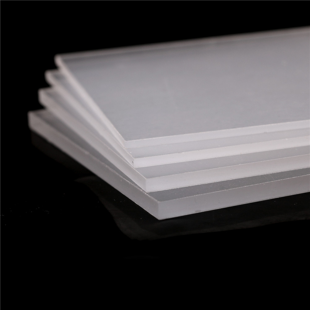 Platten Aus Kunststoff Clear Acrylic Plastic Sheets Perspex Panels A4 3mm Small Clear