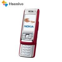 E65 Восстановленный Nokia E65 мобильный телефон разблокированный оригинальный телефон Gsm мобильный телефон Quadband 3g мобильный телефон Бесплатная ...