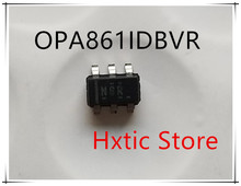 NEW 10PCS/LOT OPA861IDBVR OPA861IDBVT OPA861 MARKING NSR SOT23-5 IC