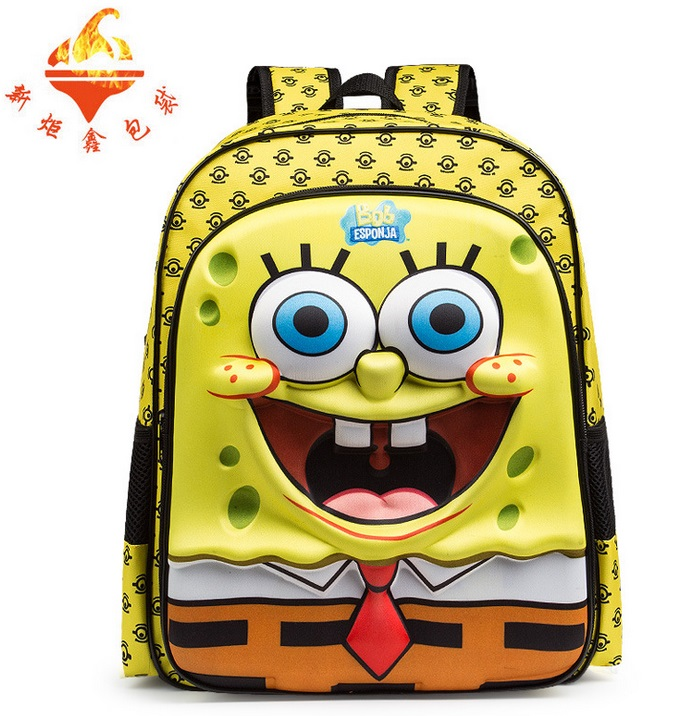 New Kids Anime Despicable Me Mochila Bag Printing Full Color Student Backpacks Child Schoolbag Cartoon Minion Backpack 2016 new fashion novelty despicable me kids cartoon backpacks children minion school bag boy girl mochilas