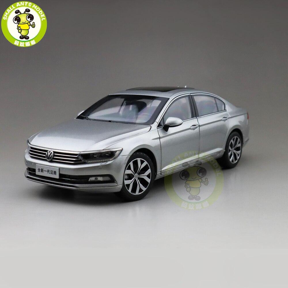1 18 FAW Magotan Passat B8 Diecast Car Model Toys Boy Girl Birthday Gift Collection Hobby