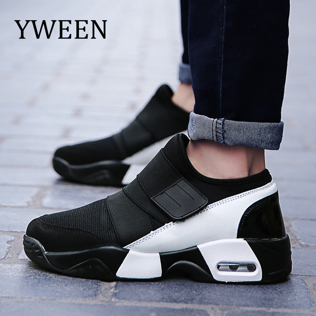 Arrivée Yween Mode Dur Chaussures Hommes Nouvelle Respirant Casual O6x6Bvwq