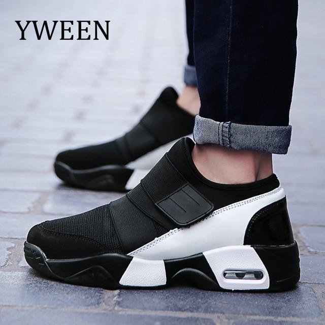 Mode Respirant Arrivée Nouvelle Hommes Dur Chaussures Yween Casual zUIxn1P