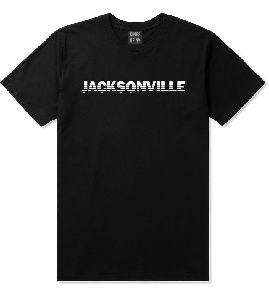 T shirt design jacksonville fl - T Shirts 2017 Brand Clothes Slim Fit T Shirt Design O Neck Men Jacksonville Florida State City New Style Short Sleeve Tee Shirt